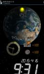 Earth Clock Lite - Alarm Clock screenshot 5/6