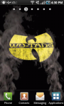 Wu Tang Live Wallpaper screenshot 1/2