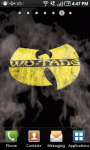Wu Tang Live Wallpaper screenshot 2/2