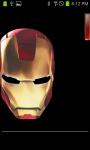 Iron Man Mask screenshot 2/2