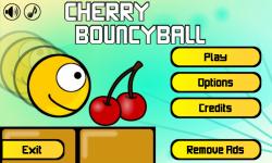 Cherry BouncyBall screenshot 1/6