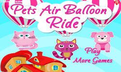 Pets Air Balloon screenshot 1/4