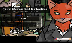 FELIX CLEVER CAT DETECTIVE free screenshot 1/6