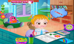 Baby Hazel Learns Vehicles screenshot 4/6