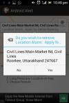 Andro Alert screenshot 4/5