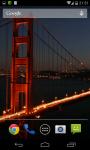 Golden Gate Wallpaper screenshot 2/2