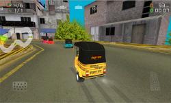 Rickshaw Racing Game screenshot 3/5