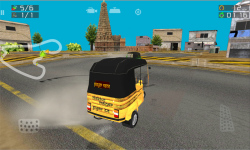 Rickshaw Racing Game screenshot 5/5