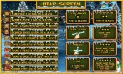 Free Hidden Object Game - Christmas Town screenshot 4/4