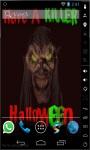Killer Halloween Live Wallpaper screenshot 2/2