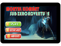 Mortal Combat Sub Zero Adventure screenshot 1/3