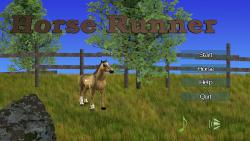 Horse Runner Jump screenshot 1/5