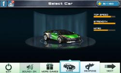 Car Racing – Drift Death Race screenshot 4/4