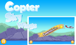 Copter Sky Wings screenshot 1/1