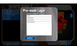 Skins for Minecraft screenshot 5/6