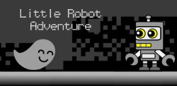 Little Robot Adventure screenshot 1/3
