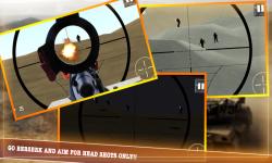 Sniper Fury: War HERO screenshot 2/2