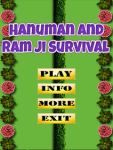 Hanuman And Ram Ji Survival screenshot 1/3