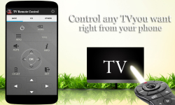 Smart TV Remote Control screenshot 3/4