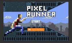 Pixel runner mania  screenshot 1/6
