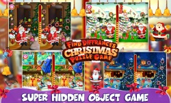 Find Differences Christmas Kids Game screenshot 1/3
