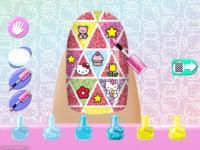 Hello Kitty Nail Salon screenshot 1/3