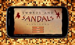 Swords sandals screenshot 1/4