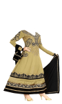 Pic of Anarkali dress suit photo  screenshot 2/4