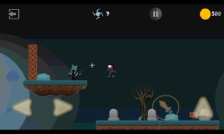 Ninja Knight VS Demons : Sword Fighting Platformer screenshot 4/4