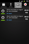 GT Voice Notes and Alarms screenshot 4/4