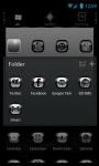 Vanity - GO Launcher EX Theme screenshot 3/6