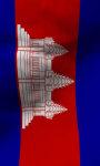 Cambodia flag Free screenshot 3/5