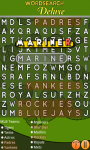 Wordsearch Deluxe HD screenshot 4/6