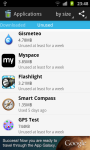 Unused Application Remover screenshot 2/4