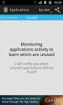 Unused Application Remover screenshot 3/4