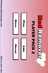 Red Remover Player Pack 2 screenshot 1/2