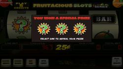 Fruitalicious Slot Machine Free screenshot 2/6