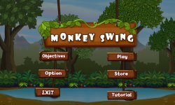 Monkey Swing  Climbing Rope screenshot 1/4
