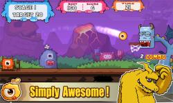 Monster Basketball screenshot 2/2