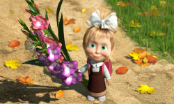 Masha And The Bear HD Wallpapers screenshot 3/6