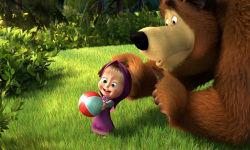 Masha And The Bear HD Wallpapers screenshot 4/6