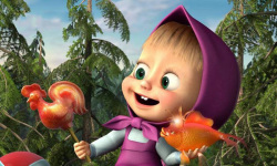 Masha And The Bear HD Wallpapers screenshot 5/6