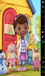 Kids Puzzle McStuffins screenshot 1/6