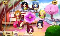 Sushi Mahjong Deluxe Free screenshot 2/6