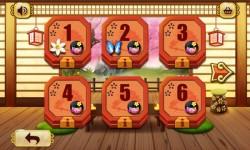 Sushi Mahjong Deluxe Free screenshot 3/6
