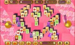 Sushi Mahjong Deluxe Free screenshot 6/6