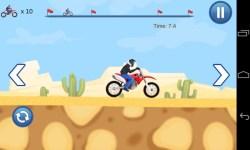 Motorbike Racer screenshot 2/6