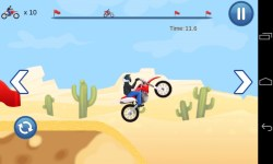 Motorbike Racer screenshot 3/6