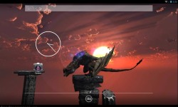 Dragon 3D Live Wallpaper screenshot 1/3
