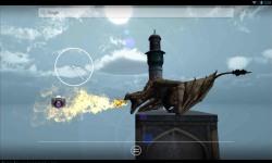 Dragon 3D Live Wallpaper screenshot 2/3